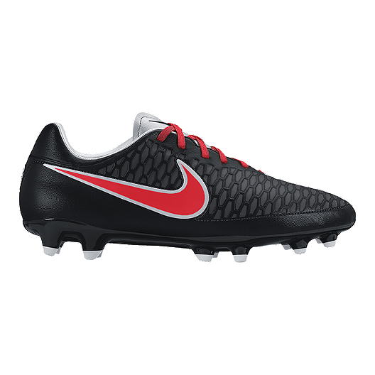 d405db167227 Nike Women s Magista Onda FG Outdoor Soccer Cleats - Black Red ...