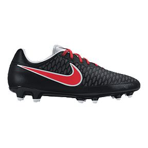 01fb832ab3ab Nike Women s Magista Onda FG Outdoor Soccer Cleats - Black Red