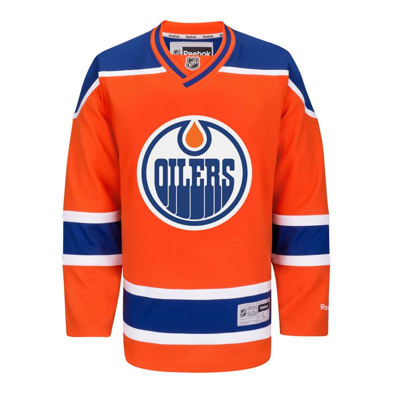 Image result for edmonton oilers jersey