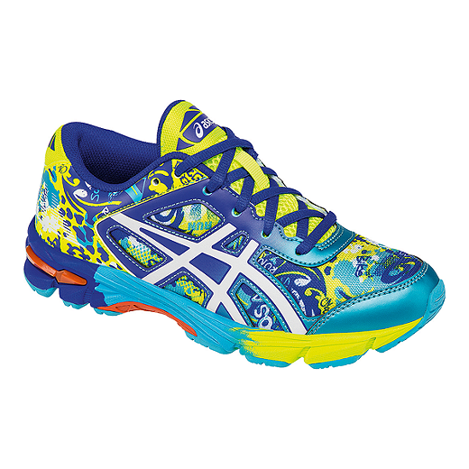 grossiste 73217 ab9fd ASICS Gel Noosa Tri 11 Kids' Grade-School Running Shoes ...