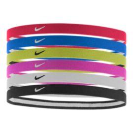 Nike Swoosh Sport Headband 2.0 6-Pack  f61ecf0b3e4