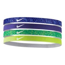 Nike Assorted Girl's Headbands-4-Pack