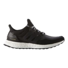 adidas Men's Ultra Boost Running Shoes  - Black/Grey