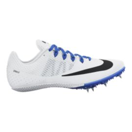 Nike Women's Zoom Rival S 8 Track & Field Running Shoes - White/Blue/Black