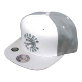 Toronto Raptors Whitewall Snapback Cap