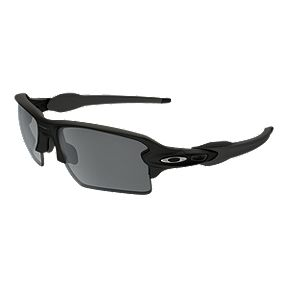 6d6a9330be096 Oakley Flak 2.0 XL Sunglasses- Matte Black with Black Iridium Lenses