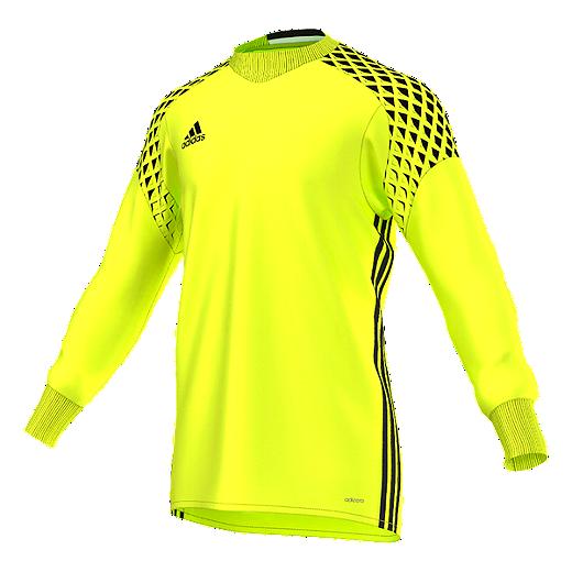 f3d0d1407e5 adidas Onore 16 Goalkeeper Men's Top - SOLAR YELLOW/ BLACK