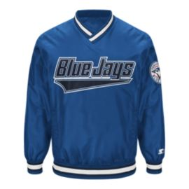 Toronto Blue Jays Starter Gameday Trainer Jacket