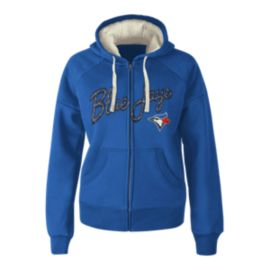 Toronto Blue Jays Rebel Full Zip Women's Jacket