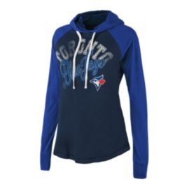 Toronto Blue Jays Pump Fake Women's Hoodie