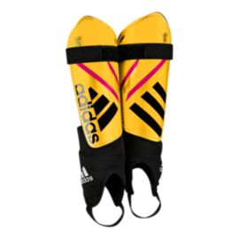 adidas Ghost Replique Shin Guards - Solar Gold/Black