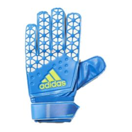 adidas Ace Training Glove - Shock Blue/Solar Slime