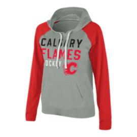 Calgary Flames West Coast Women's Hoodie