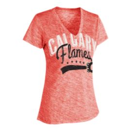 Calgary Flames Legend Women's Tee