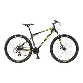 GT Aggressor Comp Mountain Bike - Black 2016