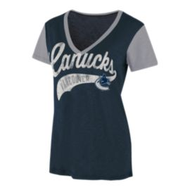 Vancouver Canucks Fair Catch Women's Tee