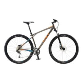 GT Karakoram Comp Grey Mountain Bike 2016