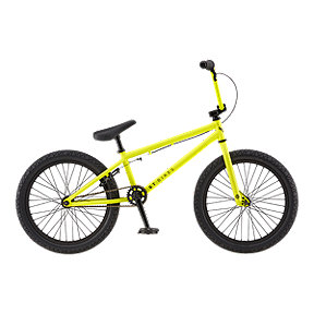 GT Air - Fluro Green BMX Bike 2016