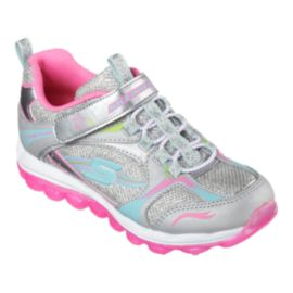 Skechers Skech-Air Girls' Pre-School Casual Shoes