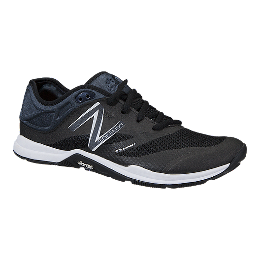 excellent quality fresh styles good New Balance Women's 20v5 B Width Training Shoes - Black/White
