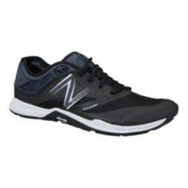 New Balance Women's 20v5 B Training Shoes - Black/White