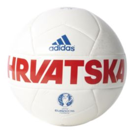 adidas Euro 2016 Capitano Croatia Ball