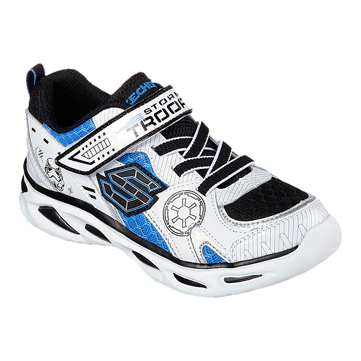 7edb2d6c56 Skechers Toddler Star Wars Dynamo Empire Casual Shoes