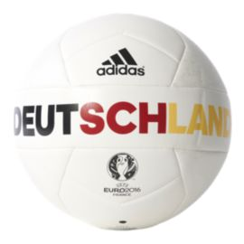 adidas Euro 2016 Capitano Germany Ball