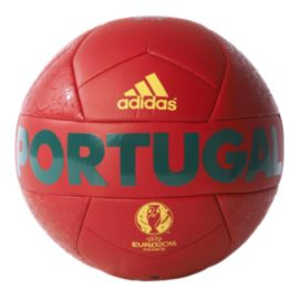 adidas Euro 2016 Capitano Portugal Ball