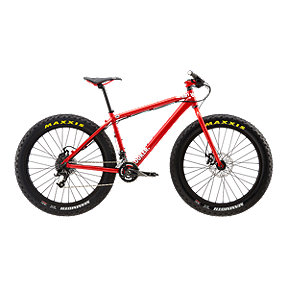 Charge Cooker Maxi 1 Mountain Bike - Red 2016