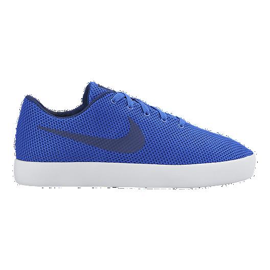 c7ececf4b652 Nike Men s Essentialist Shoes - Blue White
