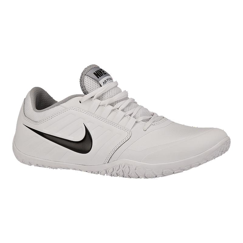 uk availability 606a5 6e7ac Nike Mens Air Pernix Shoes - WhiteBlack  Sport Chek