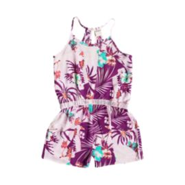 Roxy Along The Shore Girls' Romper