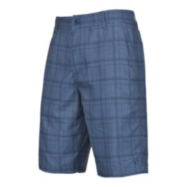 O'Neill Exec Plaid Men's Hybrid Shorts