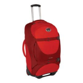 Osprey Shuttle 100L Wheeled Luggage - Diablo Red