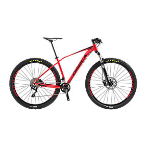 Orbea Alma 29 H50 Mountain Bike - Red/Black