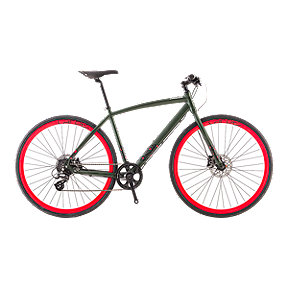 Orbea Carpe 30 Commuter Bike - Green/Red