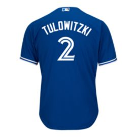 Toronto Blue Jays Troy Tulowitzki Cool Base Replica Alternate Baseball Jersey