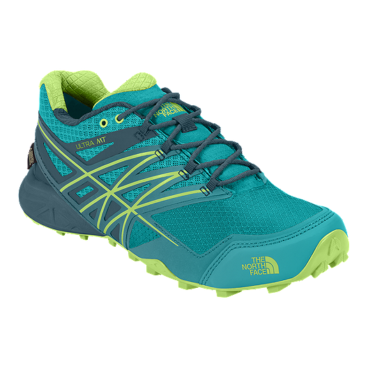 87844bc35 The North Face Women's Ultra MT GORE-TEX® Trail Running Shoes - Teal ...
