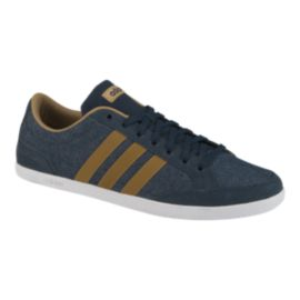 adidas Men's Caflaire Low Shoes - Navy/Mesa
