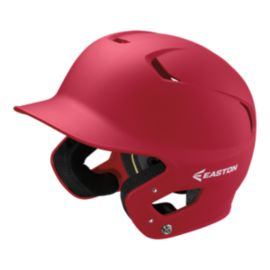 Easton Z5 Grip Batter's Helmet - Red