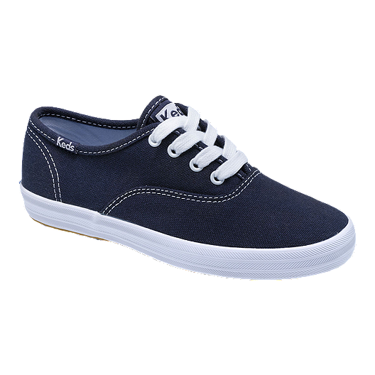 15e66c98f2062 Keds Girls  Champion CVO Casual Shoes - Navy White