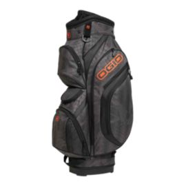 Ogio Press Cart Bag - Raceday/Orange