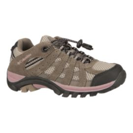 Columbia Girls' Redmond Explore Preschool Hiking Shoes - Kettle