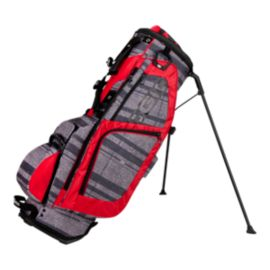 OGIO Edge Stand Bag - Strillux/Red
