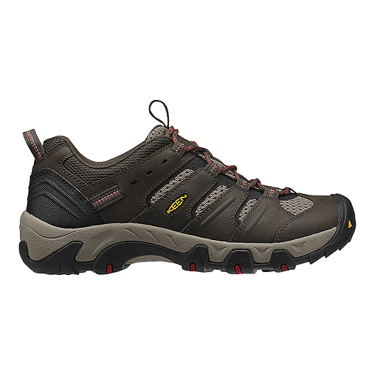 3f2e347592 Keen Men's Koven Low Wide Waterproof Multi-Sport Shoes - Olive/Bossanova