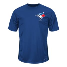 Toronto Blue Jays To The Limits Cool Base Tee