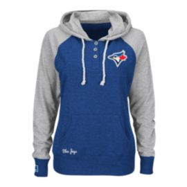 Toronto Blue Jays Strong Desire Women's Fleece Hoodie