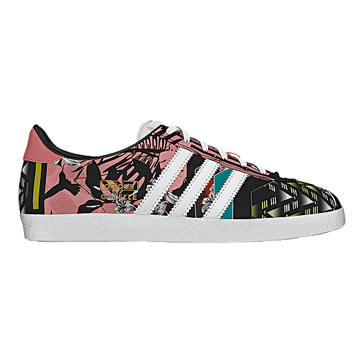shades of high fashion new authentic adidas Women's Gazelle OG Shoes - Black/White/Pink | Sport Chek