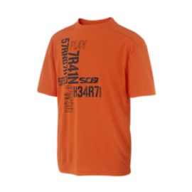 Reebok Boys' SC87 Train Technical Shirt
